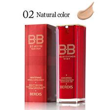 Berdis BB Crema primer cosméticos coreanos Desnudo Maquillaje Bálsamo Defecto Cubierta perfecta