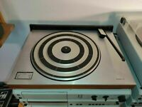 BANG AND OLUFSEN BEOGRAM 1500 RECORD PLAYER NO LID/CARTRIDGE MC DONOR