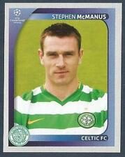 PANINI UEFA CHAMPIONS LEAGUE 2008-09- #199-CELTIC-STEPHEN McMANUS