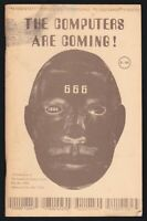 1978 Vtg Computers Are Coming Southwest Radio Church Prophecy End Times Satanic