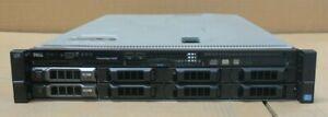 Dell PowerEdge R520 Quad-Core E5-2407 2.20Ghz 8GB Ram 2x 146GB 15K HDD 2U Server