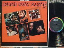 The BEACH BOYS' Party! ~ Original 1965 Mono USA (Capitol MAS 2398) LP