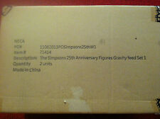 HeroClix: The Simpsons 25th Anniversary Figures Gravity Feed Set - 1 Case SEALED