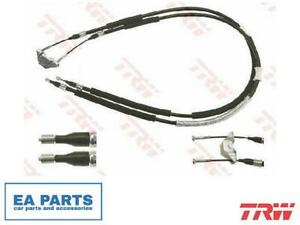 Cable, parking brake for CHEVROLET OPEL TRW GCH123