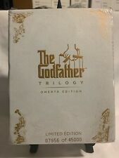 The Godfather Trilogy Omerta Edition Unopened Numbered Collection 07956 of 45000
