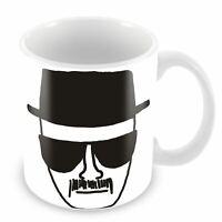 Mug Breaking Bad Heisenberg mustache