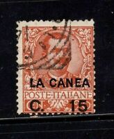 Italy stamps, offices abroad, Crete #7, used