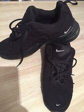 zapatos deporte hombre nike original negro material tela 44