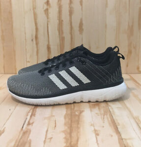Adidas Cloudfoam HWA 1Y3001 Men's Size 7 Black & Grey 0053
