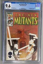 NEW MUTANTS #26 CGC 9.6 WHITES PAGES 1st APPEARANCE OF LEGION KEY BOOK X-MEN