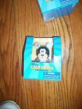 "Disney Vinylmation Goofy Sky School 3"" California Adventure Exclusive"