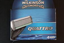 Wilkinson Sword Quattro 4-er Pack