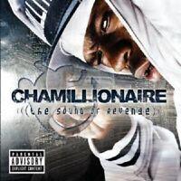 """CHAMILLIONAIRE """"THE SOUND OF REVENGE"""" CD NEUWARE!"""