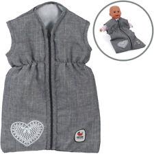 Bayer Chic 2000 Puppenschlafsack (jeans Grey)