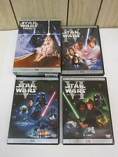 Star Wars Trilogy (DVD, 2005, 3-Disc Set, Widescreen Limited Edition) FREE SHIP