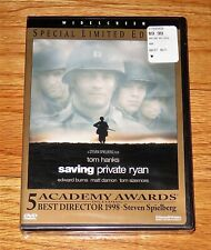 Saving Private Ryan (Dvd, 1999, Special Limited Edition Widescreen)Tom Hanks New