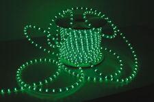 VARYTEC LED Cut Light Lichtschlauch 45m Grün IP44 Outdoor
