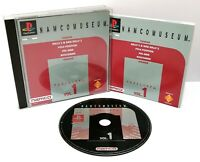 Namco Museum Vol. 1 ~ Sony Playstation PS1 ~ PAL *Very Good Complete*