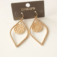 New Chicos Eyes Shape Drop Earrings Gift Fashion Women Party Holiday Jewelry