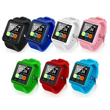 Wireles Smart Wrist Watch Phone Mate HandsFree For Android Samsung S10 S9 LG HTC