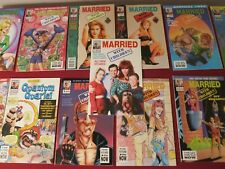 "(13) 1991-1994  MARRIED WITH CHILDREN "" ULTIMATE SET "" ALL #1's ALL NM/MT COMICS"