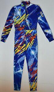 Sportful Maurilio De Zolt Vintage Snow Pants Bibs Nylon Rare Ski Suit Men's L