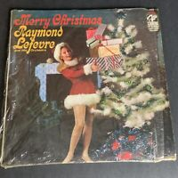 Merry Christmas By Raymond Lefevre Orchestra 1968 LP Rare Vintage Record