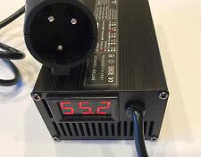 SUPERCHARGER Club Car Golf Cart Battery Charger 48 volt 5 Amp Round 3 Pin Plug