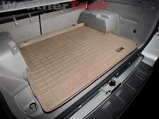 WeatherTech Cargo Liner Trunk Mat - Toyota 4Runner - Small - 2003-2009 - Tan