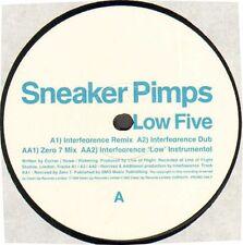 SNEAKER PIMPS - Low Five (Remixes) - Clean Up