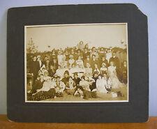Vintage ST JOHN'S COSTUME DANCE Photograph, Kingston Ulster County NY