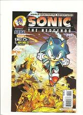 Archie Comics  Sonic The Hedgehog #256  End of the World VARIANT Edition