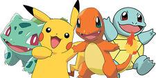 Pokemon Iron On Transfer Light Fabrics 5 x 7 Size