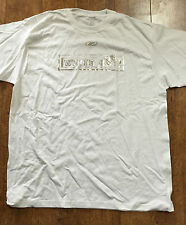 Hard to Find! RBK Miami Heat 2006 White Hot NBA Play Off Shirt sz XL White Out!