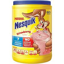 Nestle Nesquick Strawberry Flavored Powder (2.2 lbs.)