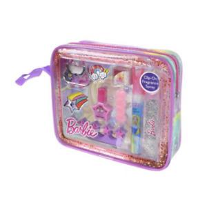 Barbie Unicorn Tote Bag Beauty Set Gift Set