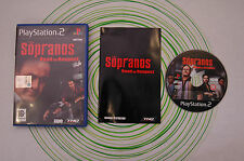 The sopranos raod to respect ps2 pal