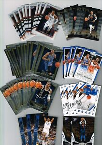 Lot of 700 Russell Westbrook Prizm/Optic/Select Basketball Cards