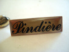 PINS RARE LOGO PINDIERE FRANCE BALLERINES CHAUSSURES SHOES MODE FASHION