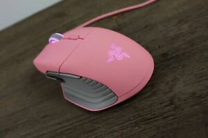 Razer Basilisk Gaming Mouse in PINK (EXCLUSIVE) Max 16000DPI RGB/Multicolor
