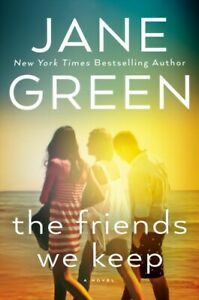Friends We Keep, Hardcover by Green, Jane, Acceptable Condition, Free P&P in ...