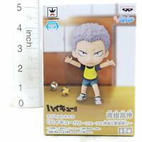 Haikyuu 1 Koshi Sugawara 8cm BANP36236 US Seller Chibi Kyun Chara Climax Vol