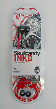 Skullcandy Ink'd 2.0 In-Ear Headphones - Black/Red - S2IKDZ-010
