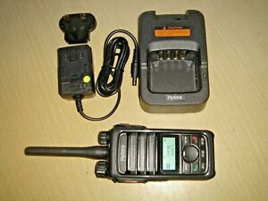 Hytera PD565  512ch UHF 400-470MHz DMR with charger, battery, beltclip & antenna
