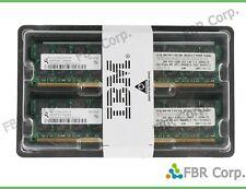NEW IBM 8GB Lot 4x 2GB PC2-3200R 2Rx4 DDR2 400 ECC REG Server Memory RAM 39M5811