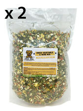 More details for dried vegetable & herb mix for dogs 1kg - raw food - barf diet - natural veg mix