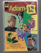 2 Whitman TV comics, Adam 12 #4 and #8 Free s/h