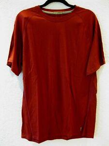 Smartwool Mens Merino 150 Base Layer Short Sleeve (Med, Tibetan Red) MSRP $75