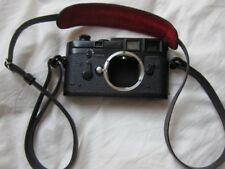 Leica M3 Black Paint Single Stroke Camera Body