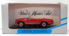 Voitures, camions et fourgons miniatures Mini pour Mercedes 1:43